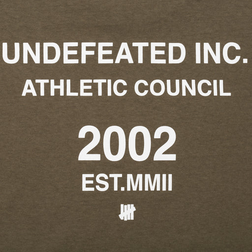 UNDEFEATED ATHLETIC COUNCIL L/S TEE Image 6