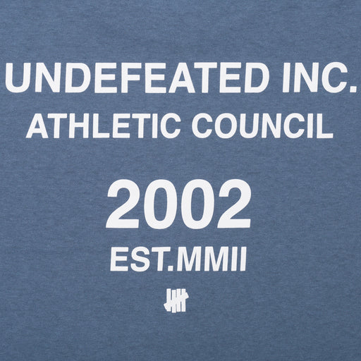 UNDEFEATED ATHLETIC COUNCIL L/S TEE Image 9
