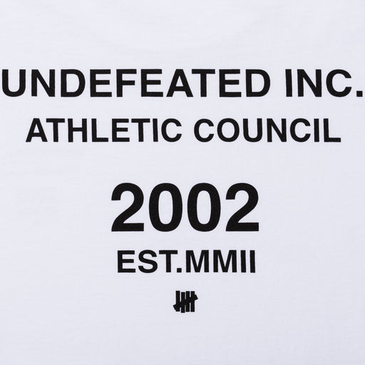UNDEFEATED ATHLETIC COUNCIL L/S TEE Image 12
