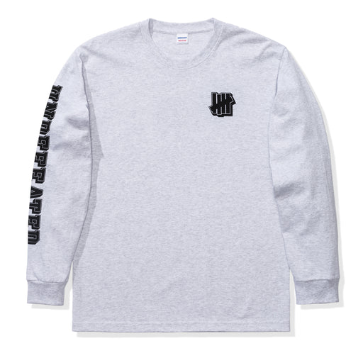 UNDEFEATED BLOCK L/S TEE Image 6