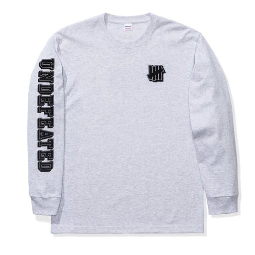 UNDEFEATED BLOCK L/S TEE Image 7
