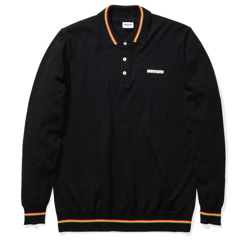 UNDEFEATED COLLARED SWEATER