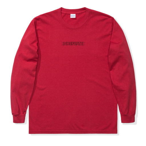 UNDEFEATED FADEOUT L/S TEE Image 4
