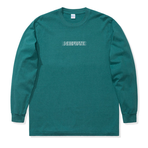 UNDEFEATED FADEOUT L/S TEE Image 7