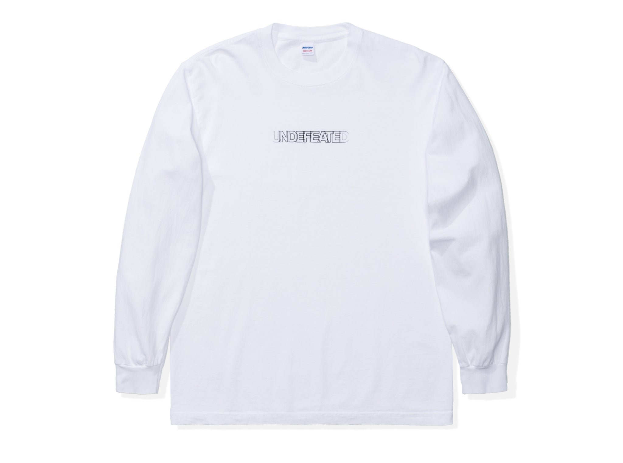 UNDEFEATED FADEOUT L/S TEE