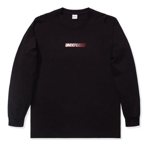 UNDEFEATED GRADIENT LOGO L/S TEE Image 1