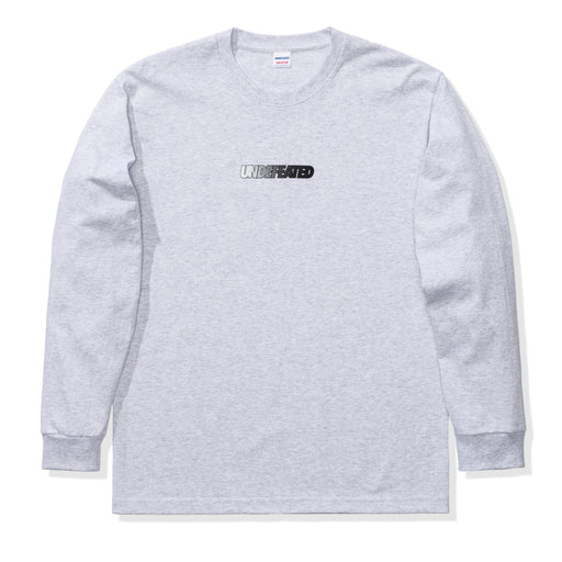 UNDEFEATED GRADIENT LOGO L/S TEE Image 4