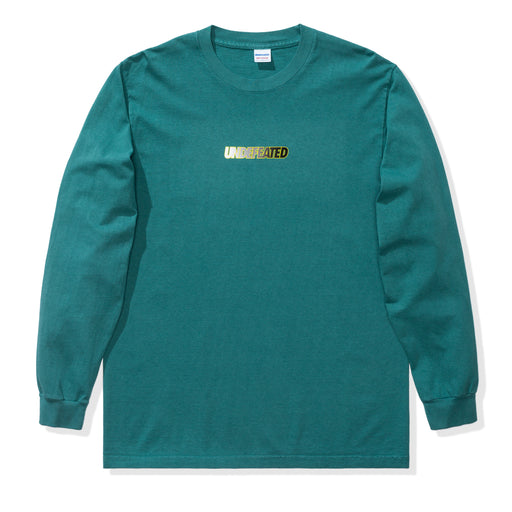 UNDEFEATED GRADIENT LOGO L/S TEE Image 7