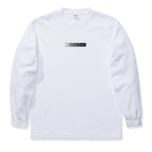 UNDEFEATED GRADIENT LOGO L/S TEE Image 10