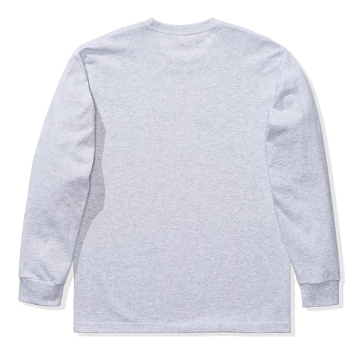 UNDEFEATED GRADIENT LOGO L/S TEE Image 5