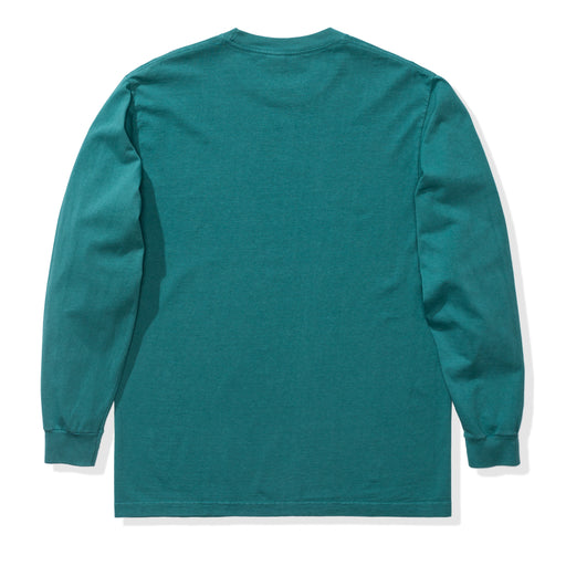 UNDEFEATED GRADIENT LOGO L/S TEE Image 8