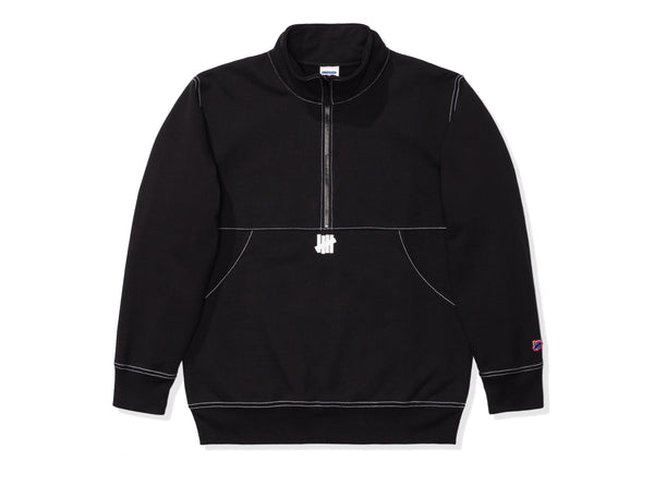 UNDEFEATED HALF ZIP PULLOVER