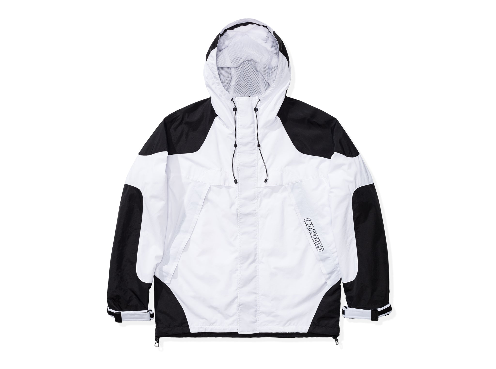 UNDEFEATED HOODED COLORBLOCK JACKET