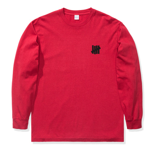 UNDEFEATED ICON L/S TEE Image 4