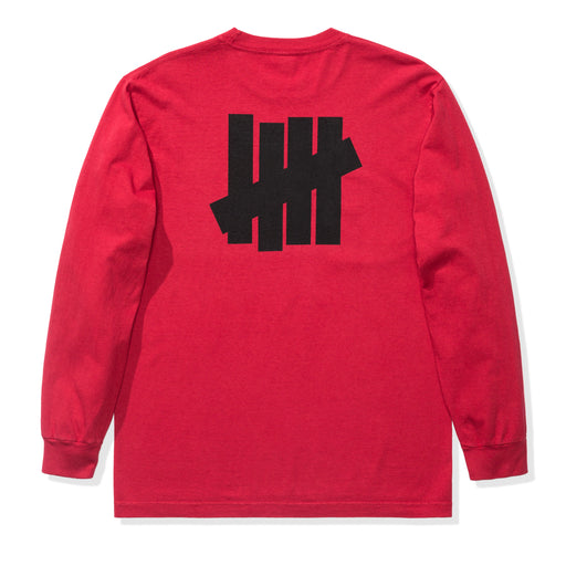 UNDEFEATED ICON L/S TEE Image 5