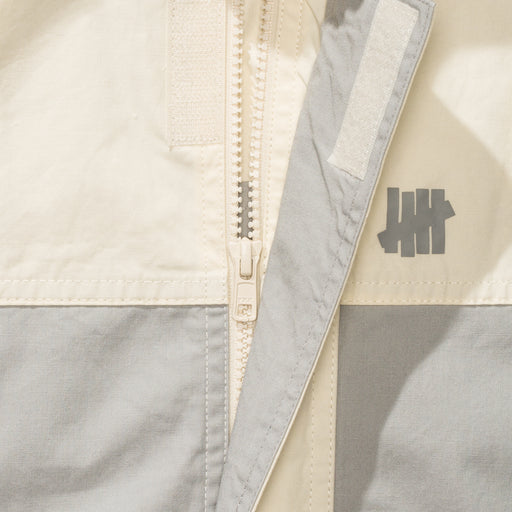 UNDEFEATED LOGO TRACK JACKET Image 3