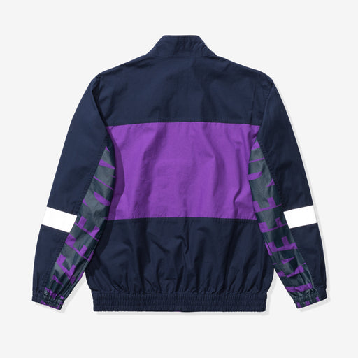 UNDEFEATED LOGO TRACK JACKET Image 6