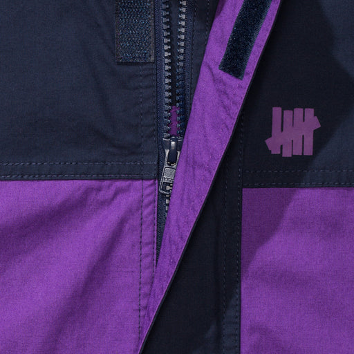 UNDEFEATED LOGO TRACK JACKET Image 7