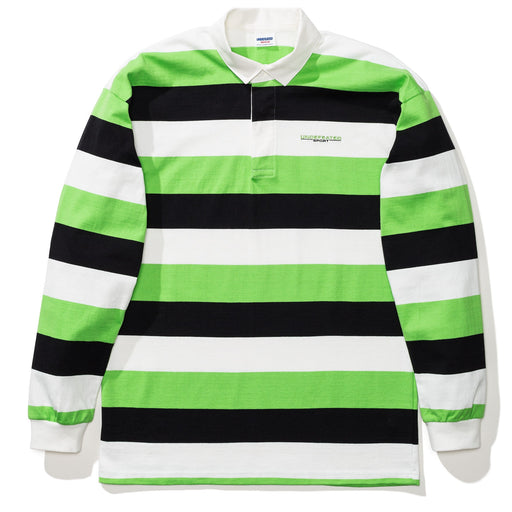 UNDEFEATED L/S STRIPED RUGBY