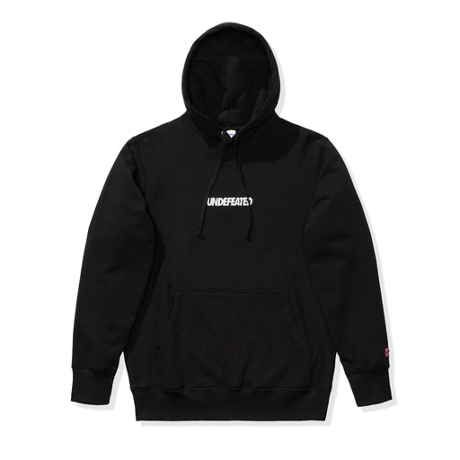 UNDEFEATED LUREX LOGO PULLOVER HOODIE Image 1