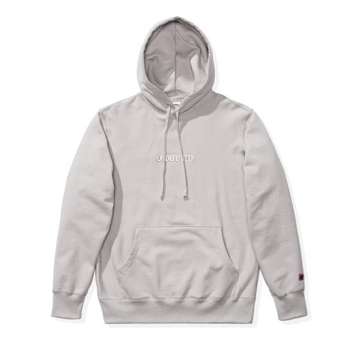 UNDEFEATED LUREX LOGO PULLOVER HOODIE Image 5