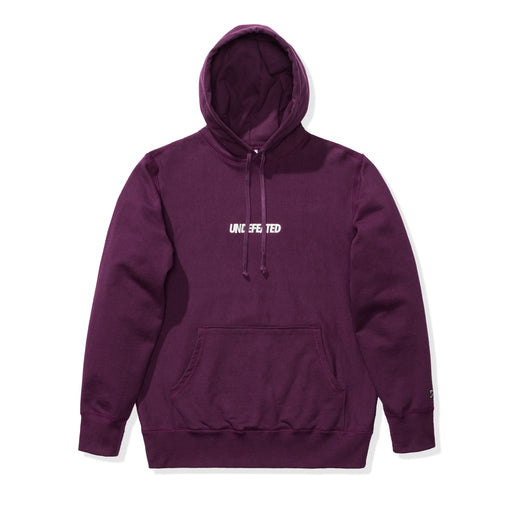 UNDEFEATED LUREX LOGO PULLOVER HOODIE Image 9