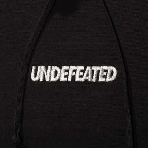 UNDEFEATED LUREX LOGO PULLOVER HOODIE Image 3