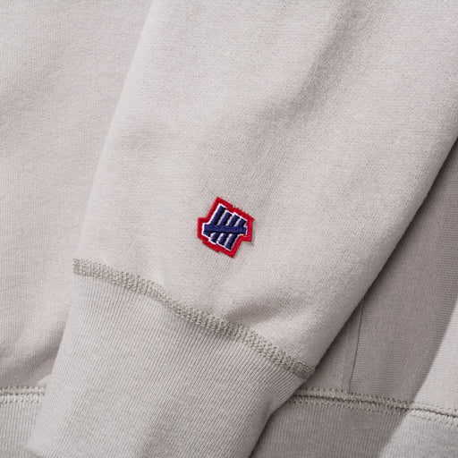 UNDEFEATED LUREX LOGO PULLOVER HOODIE Image 8