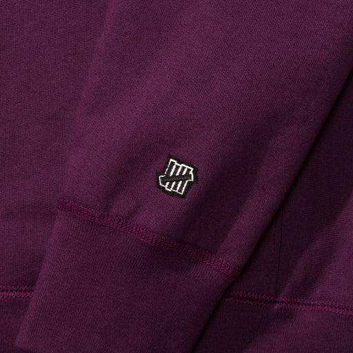 UNDEFEATED LUREX LOGO PULLOVER HOODIE Image 12