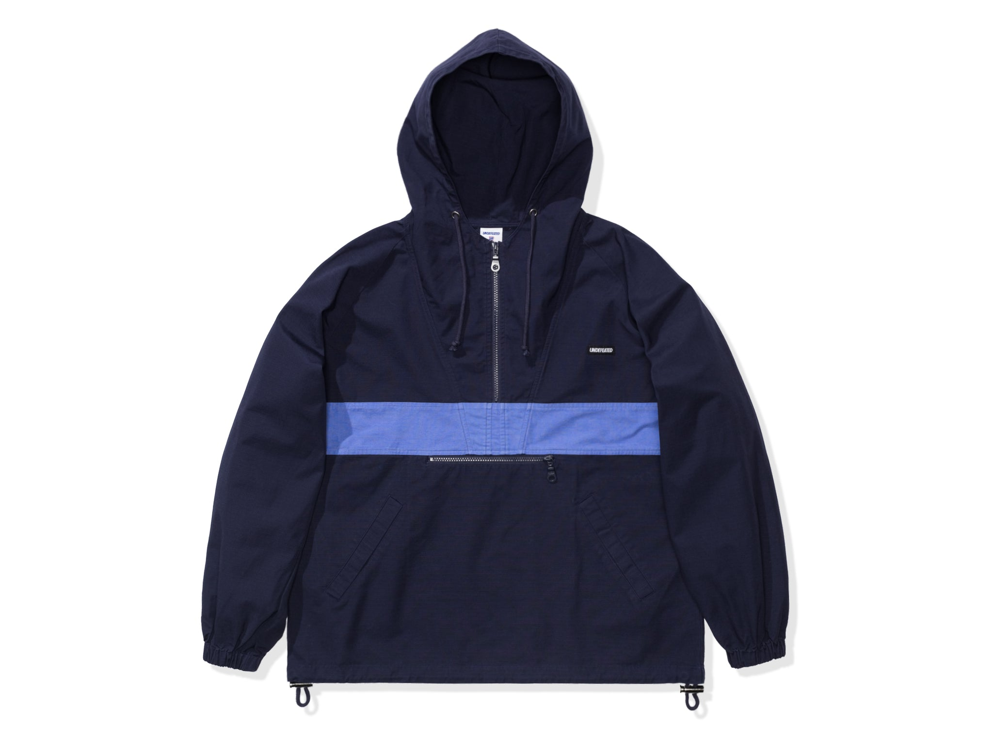 UNDEFEATED PANELED ANORAK