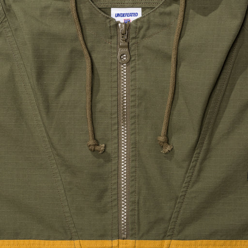 UNDEFEATED PANELED ANORAK Image 11