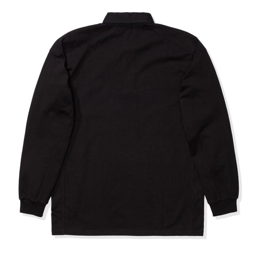 UNDEFEATED PANELED L/S RUGBY - BLACK Image 2