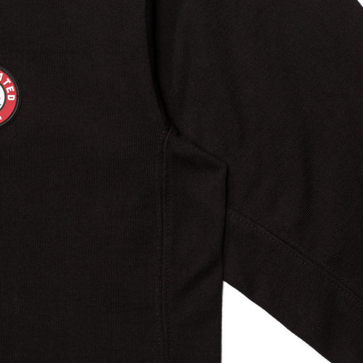 UNDEFEATED PANELED L/S RUGBY - BLACK Image 4