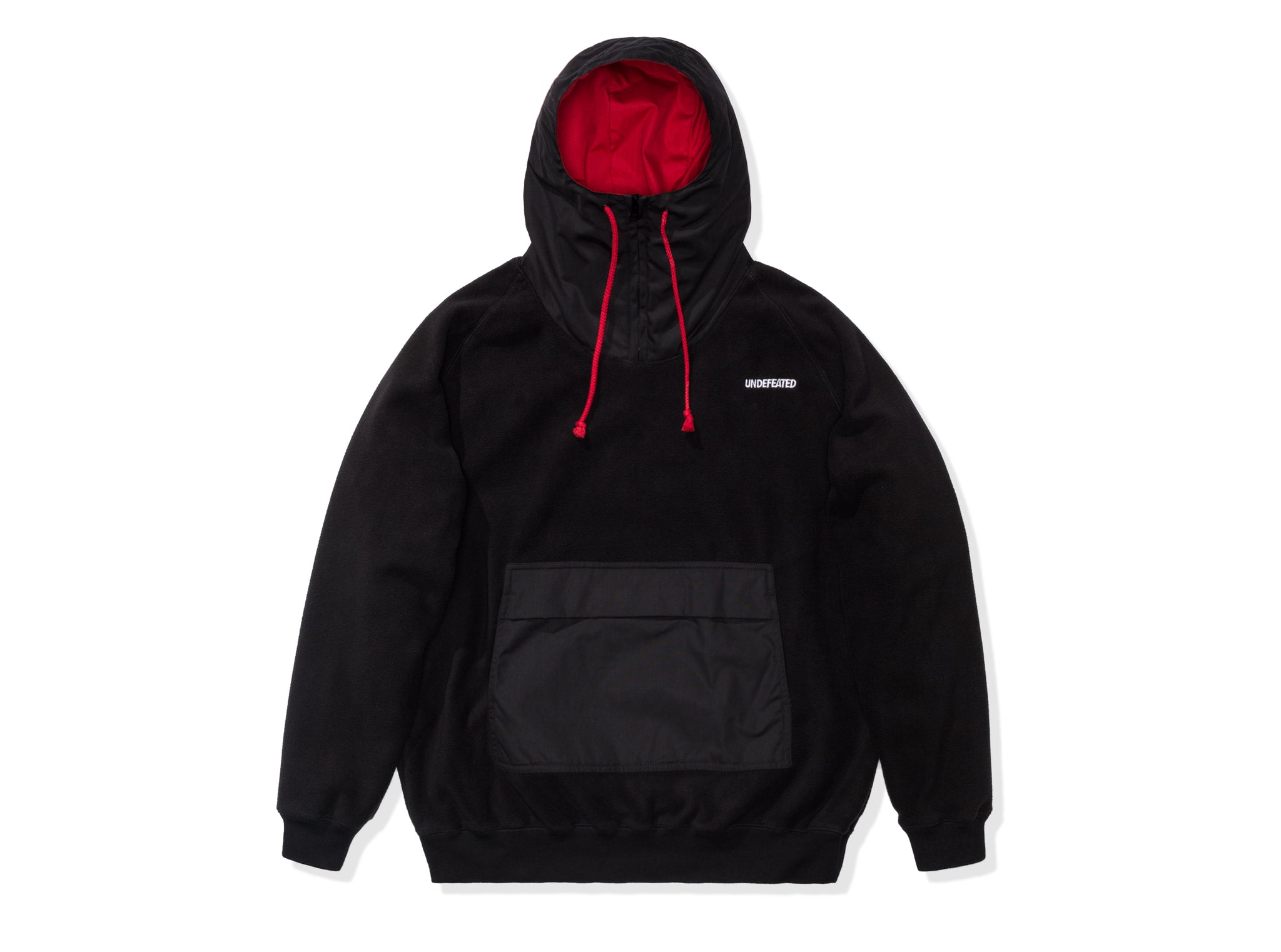 UNDEFEATED POLAR PULLOVER HOODIE