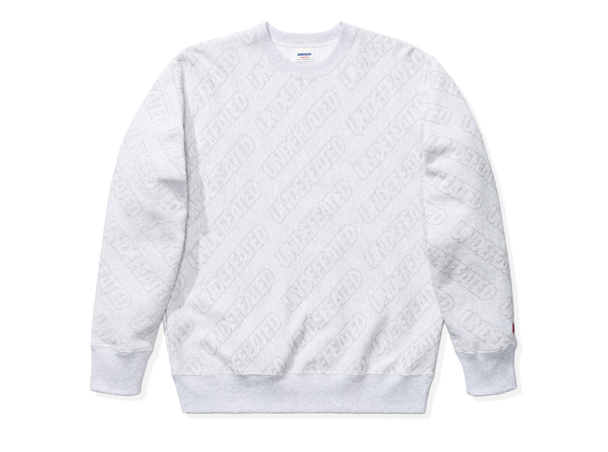 UNDEFEATED REPEAT CREWNECK