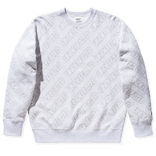 UNDEFEATED REPEAT CREWNECK Image 8