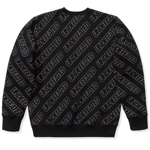 UNDEFEATED REPEAT CREWNECK Image 3