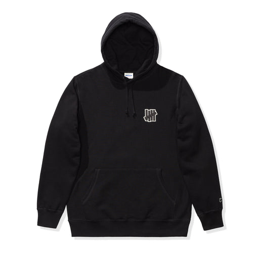 UNDEFEATED SATIN ICON PULLOVER HOODIE Image 1
