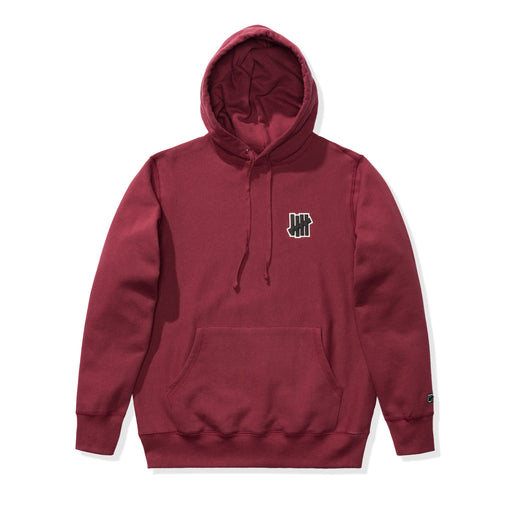 UNDEFEATED SATIN ICON PULLOVER HOODIE Image 5