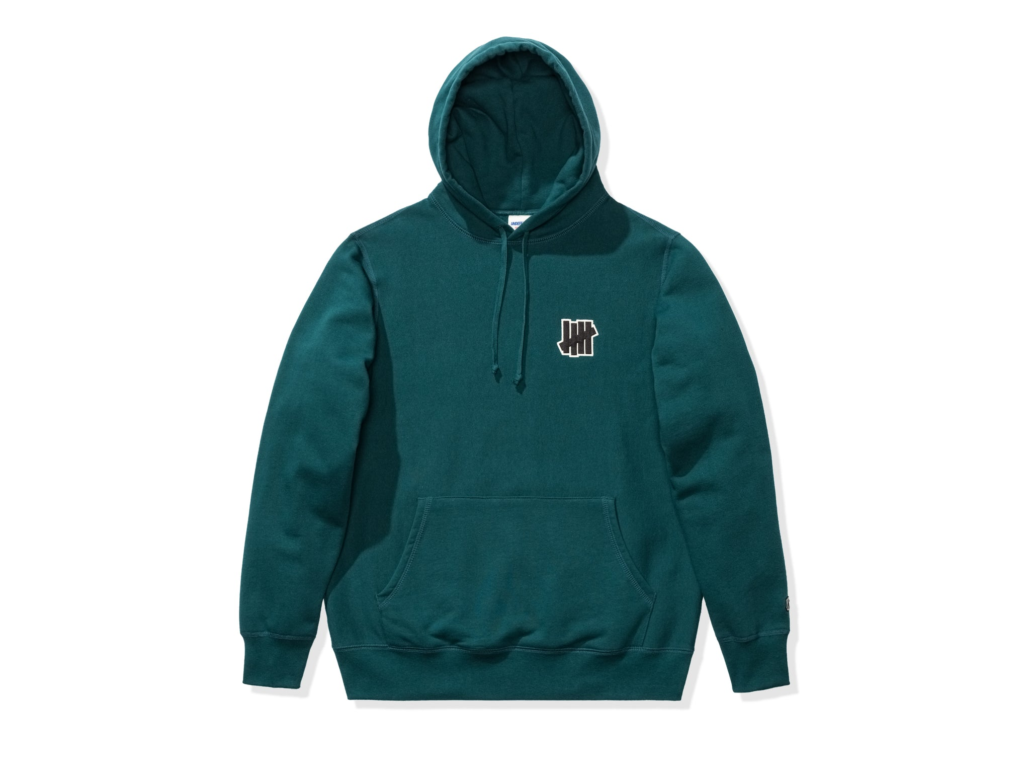 UNDEFEATED SATIN ICON PULLOVER HOODIE
