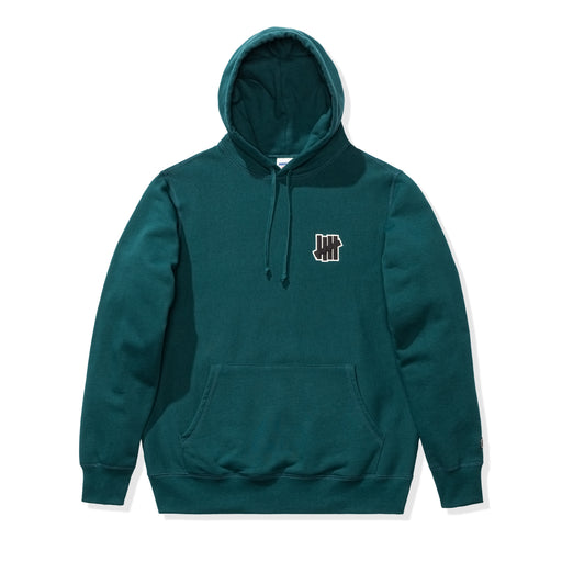 UNDEFEATED SATIN ICON PULLOVER HOODIE Image 9