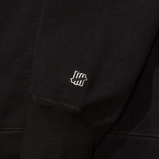 UNDEFEATED SATIN ICON PULLOVER HOODIE Image 4