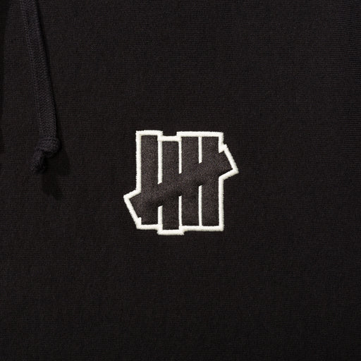 UNDEFEATED SATIN ICON PULLOVER HOODIE Image 3