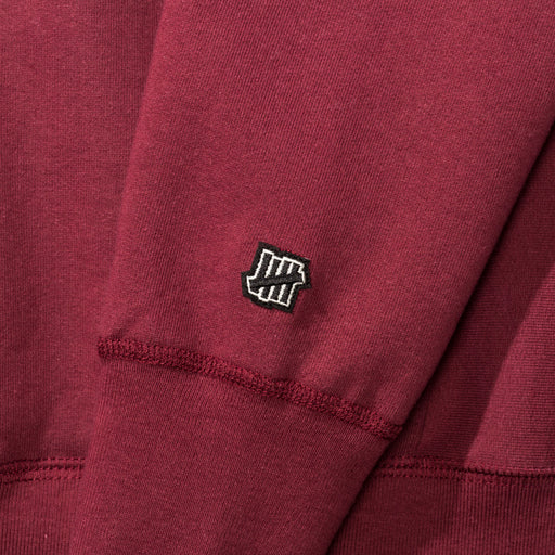 UNDEFEATED SATIN ICON PULLOVER HOODIE Image 8