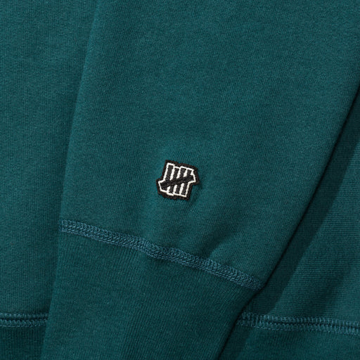 UNDEFEATED SATIN ICON PULLOVER HOODIE Image 12