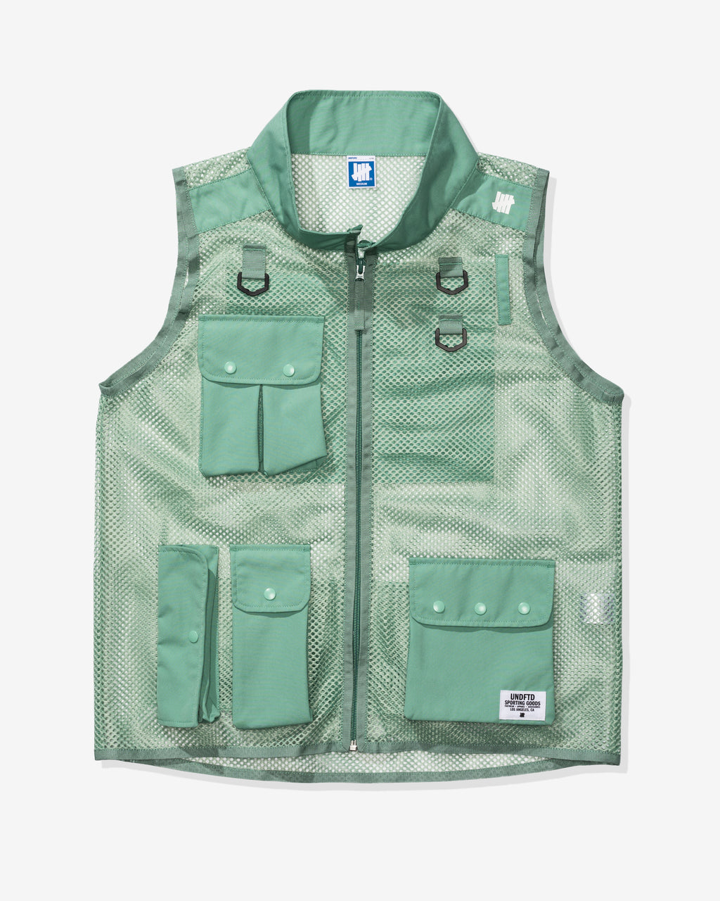 UNDEFEATED SPORTING GOODS VEST - LIGHT OLIVE