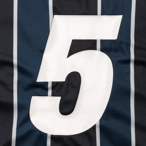 UNDEFEATED S/S SOCCER JERSEY - BLACK/NAVY Image 4