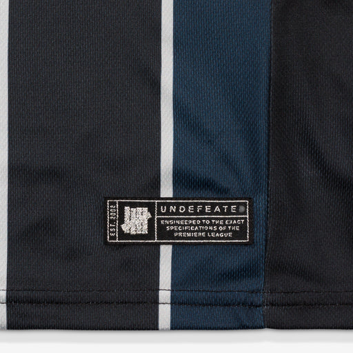 UNDEFEATED S/S SOCCER JERSEY - BLACK/NAVY Image 5
