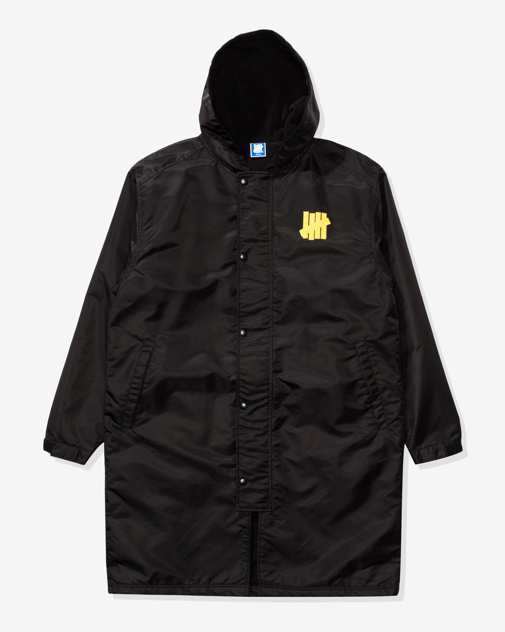 UNDEFEATED STATE STADIUM JACKET - BLACK