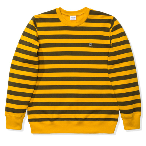 UNDEFEATED STRIPED CREWNECK Image 5